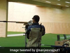 Shooting World Cup In Delhi A Test Event Before Tokyo Olympics: Sanjeev Rajput