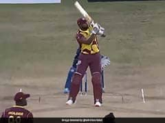 Watch: Pollards 6 Sixes In An Over Off Lankan Right After His Hat-Trick