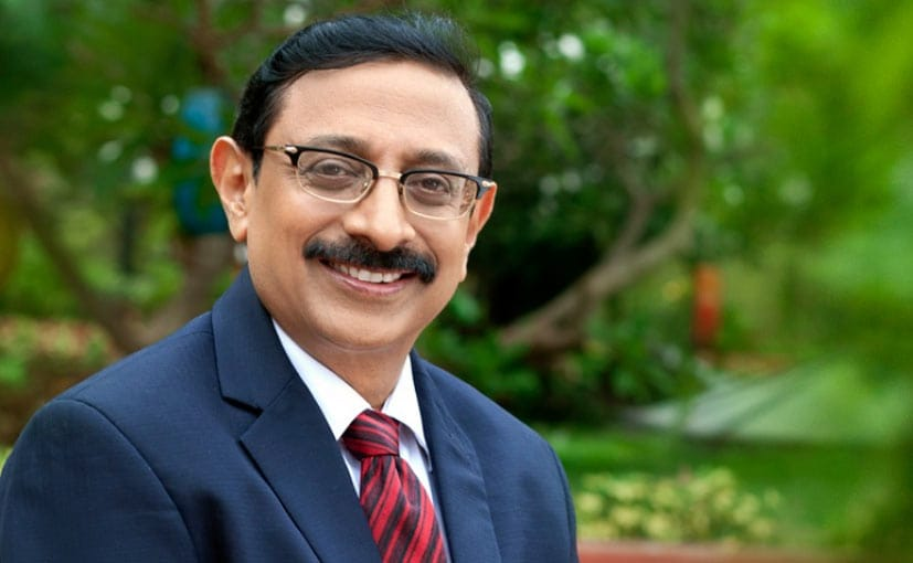 VS Parthasarathy has dedicated over 20 years of his professional career to Mahindra.