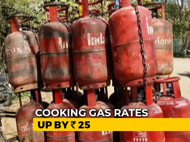 Video: LPG Prices Hiked To Rs 819 Per Cylinder In Delhi