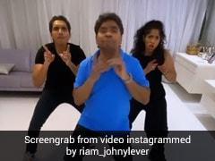 Johnny Leve ने बच्चों संग 'डोंट टच मी' सॉन्ग पर यूं किया डांस, खूब वायरल हो रहा Video