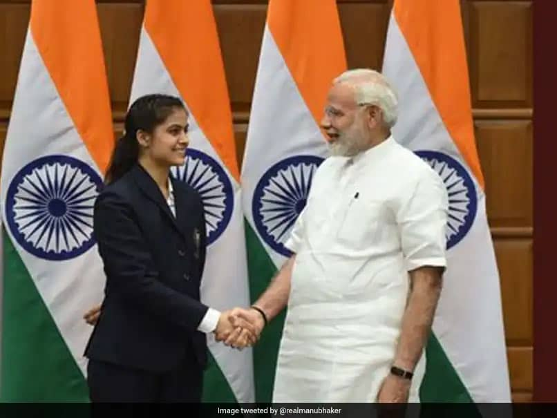 Olympic-Bound Manu Bhaker To Write BA Exams While Shooting In European Championships