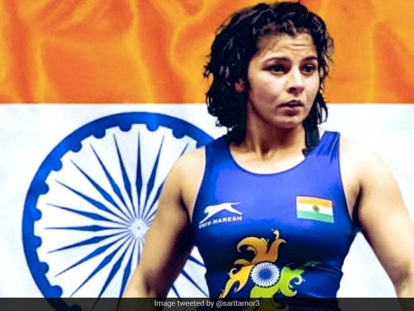 Asian Wrestling Championships: Sarita Mor In Final; Seema Bisla, Pooja To Fight For Bronze