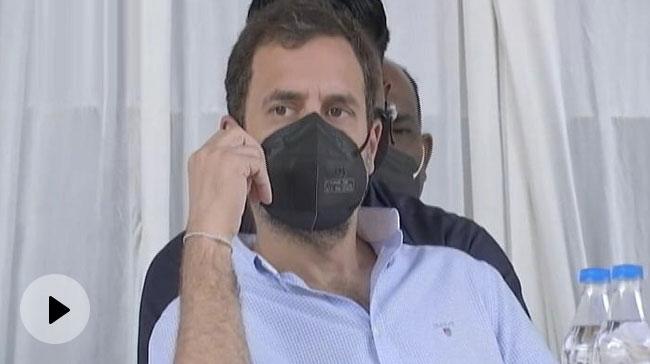 Video | In Rahul Gandhi's Wayanad, A Series Of Congress Exits Before Kerala Polls