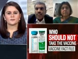 Video : Vaccine Safety, Precautions, Side-Effects: All You Need To Know