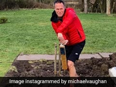 """WTC Final: Michael Vaughan Shredded Over """"India Saved By Weather"""" Tweet"""
