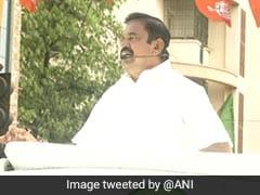 Tamil Nadu Polls: K Palaniswami Campaigns For BJP's Kushboo Sundar