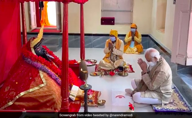 Prayed To Maa Kali To Free World Of Covid: PM Visits Temple In Bangladesh