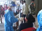 Video : Mumbai Reports 6,123 Covid Cases In Highest Ever One-Day Spike