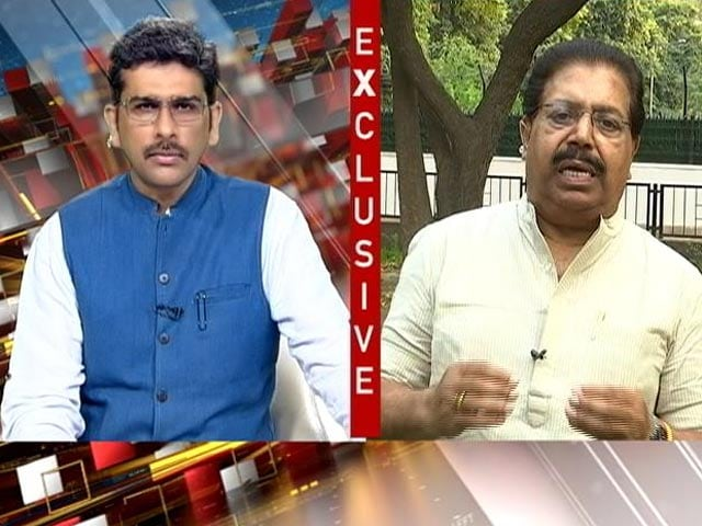 Video : No Discussion, Inner Party Democracy In Kerala Congress: PC Chacko After Quitting