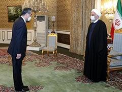 Iran, China Sign 25-Year Strategic Cooperation Pact