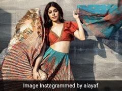 Nothing Says Indian Summer Wedding Like Alaya Furniturewalla In A Colourful <i>Lehenga</i>