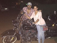 Ram Charan And Wife Upasana In A Rare Throwback Pic