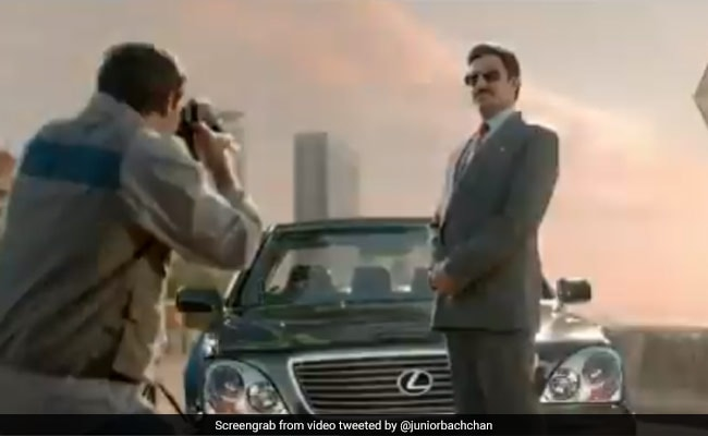 The Big Bull Teaser: Abhishek Bachchan Is Ready To Pull Off 'The Mother Of All Scams'