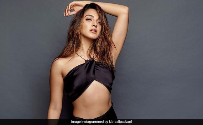 Kiara Advani Sets Instagram On Fire In Anything But Basic Black