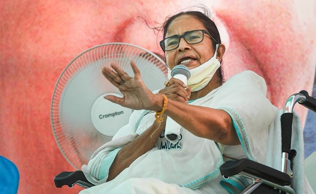 Trinamool, BJP Battle Over Audio Clip Of Mamata Banerjee And Candidate