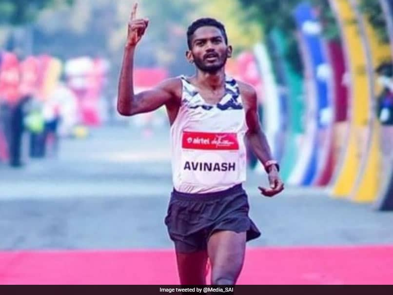 Federation Cup: Avinash Sable Sets New National Record In Mens 3000m Steeplechase