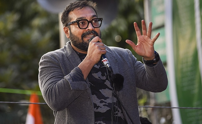 """With All The Love"": Filmmaker Anurag Kashyap First Comment After Raids"