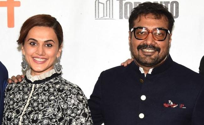 Filmmaker Anurag Kashyap, Actor Taapsee Pannu Face Income Tax Raids