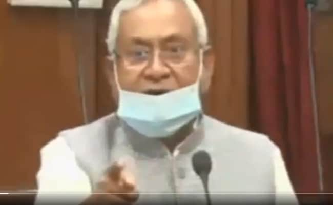 Don't Mess With Numerically Stronger NDA: Bihar Chief Minister Warns Opposition