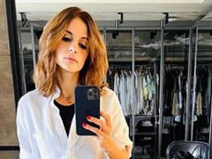 """What Hrithik Roshan Commented On Ex-Wife Sussanne Khan's """"I Think Am A Boy"""" Post"""