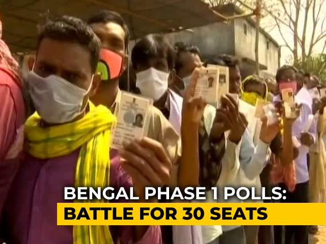 Video : Flawed EVMs: Trinamool, BJP File Complaint, Counter-Complaint