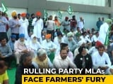 Video : Haryana Trust Vote: Farmers Vent Ire On Winning MLAs', Call For Boycott