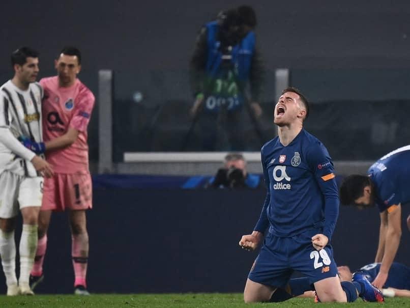 Champions League: Cristiano Ronaldo Silenced As FC Porto Knock Juventus Out
