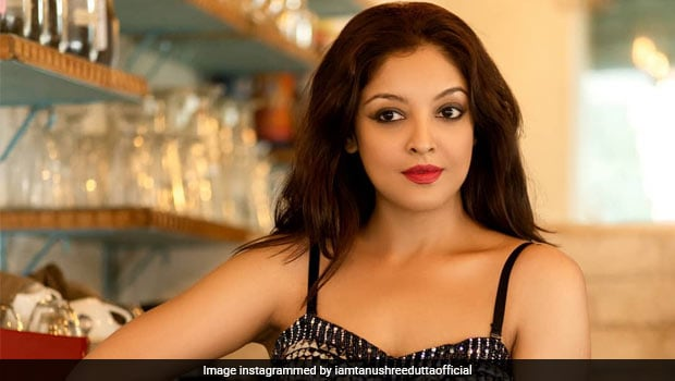 Tanushree Dutta's 'Yogic Diet' For Weight Loss Includes A Pizza And We Are Drooling (See Pic)