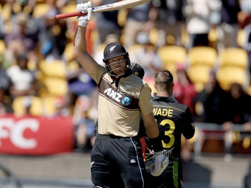 New Zealand vs Australia: Martin Guptill Leads New Zealand To T20I Series Win