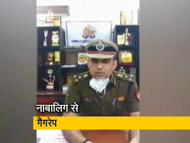 Video : यूपी में अपराध बेलगाम, गोरखपुर में नाबालिग से गैंगरेप