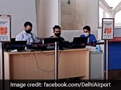 Random Covid Tests At Delhi Airport, Railway Station, No Holi In Public