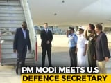 "Video : ""Convey My Best Wishes To POTUS"": PM On Meeting US Defence Secretary"