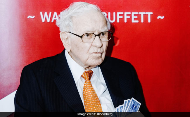 Warren Buffett's 'Tone Deaf' Annual Letter Skirts Controversies - NDTV