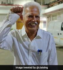 'Free At Last': Poet Varavara Rao, 81, Released After Last Month's Bail