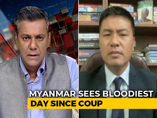 Video : Should India Be Doing More Against Coup? Myanmar Envoy To UN Speaks To NDTV