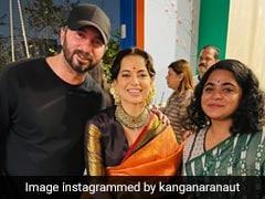 Inside Kangana Ranaut's 34th Birthday Celebration With 6 Cakes (See Pics)