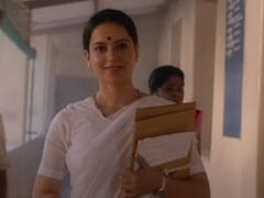 <I>Thalaivi</I> Trailer: From Cinema To Chief Minister, Kangana Ranaut Brings Jayalalithaa's Journey To Life