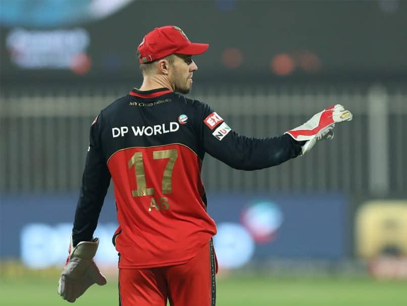 IPL 2021: AB De Villiers A