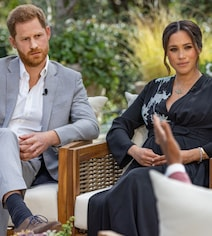 Twitter Reactions To Meghan And Harry's Tell-All Interview With Oprah