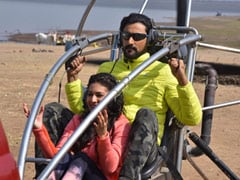 <I>Koi Jaane Na</I>: Kunal Kapoor And Amyra Dastur's Adventure Diaries