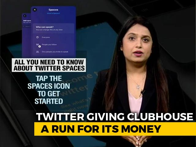 Video : Twitter Begins Testing 'Spaces' In India
