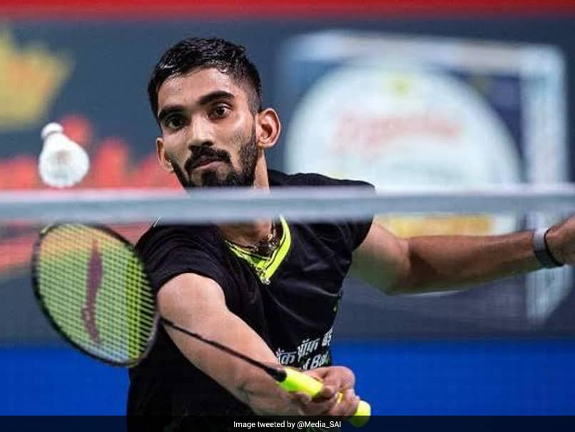 Swiss Open: Kidambi Srikanth Advances To Semi Finals After Beating Kantaphon Wangcharoen 21-19, 21-15
