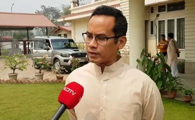 ''Discernible Inequity'' In Allocation Of Ventilators To Northeastern States: Congress MP Gaurav Gogoi