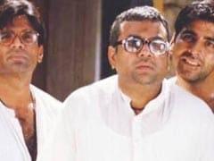 21 Years Of <i>Hera Pheri</i>: Akshay Kumar Shares Favourite Scene, Suniel Shetty Gets Nostalgic