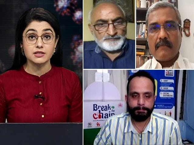 """Video : What Is The """"Double Mutant"""" Covid Strain Government Says Is In India"""