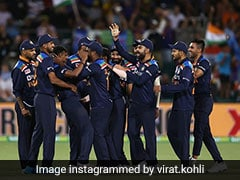 India vs England: How Teams Have Fared In Their Last Five T20Is