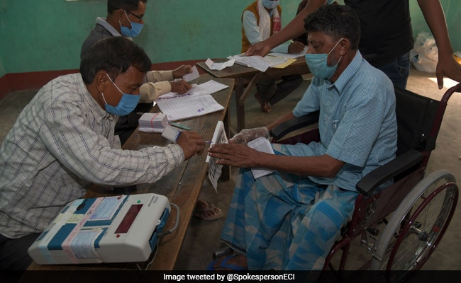 171 Votes Cast In Assam Booth That Has 90 Voters, 5 Poll Officials Suspended