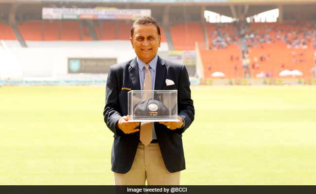 Sunil Gavaskar made his Test debut 50 years ago on this day, BCCI honored
