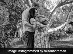 Meghan, Harry Share New Family Photo Hours After Oprah Interview